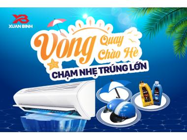 VÒNG QUAY CHÀO HÈ - CHẠM NHẸ TRÚNG LỚN