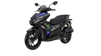 NVX 155 VVA thế hệ II - Phiên bản giới hạn Monster Energy Yamaha MotoGP
