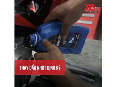 Bí quyết giúp xe máy luôn bền bỉ, sạch đẹp