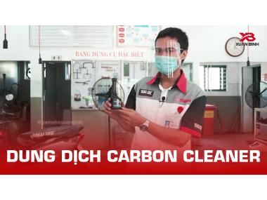 Hiểu đúng về Dung Dịch Carbon Cleaner cho xe Yamaha