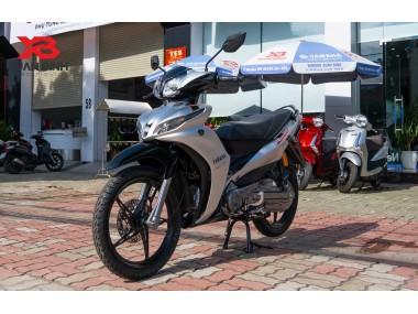 Jupiter Bạc Đen phiên bản giới hạn - Vũ khí mới của mẫu xe số tiết kiệm xăng số 1 Việt Nam