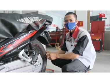 5 Lưu ý Bảo dưỡng xe máy mùa nắng nóng