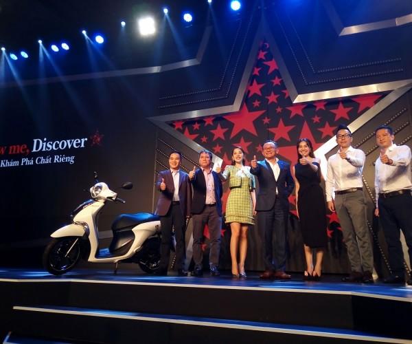 Họp báo công bố kế hoạch năm 2020 của Yamaha Việt Nam